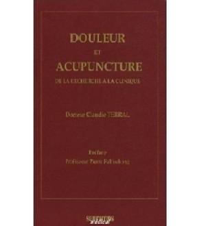 C. TERRAL Douleur et Acupuncture  Edit. SAURAMP MED.-LICTER01-FR