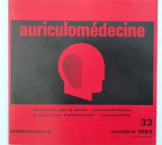 P. NOGIER ET Al Revue d'auriculomédecine de 1975 à 1984, 31 n° disponibles (compris entre 1 et 37),-LIPNOGAL07-FR