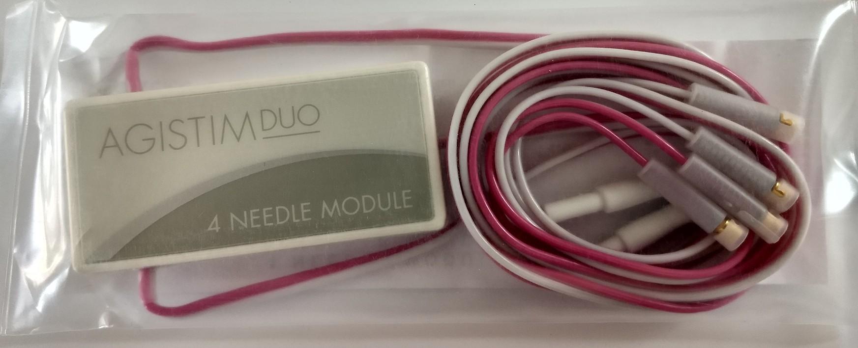 4 NEEDLE MODULE  ROSE-AGIDUO-032