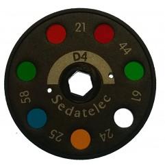 DISQUE D4 - ELD-ELD-D4