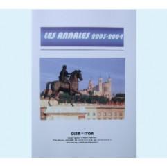 LES ANNALES DU GLEM de 1995 à 2007-LIGLEM01-LL