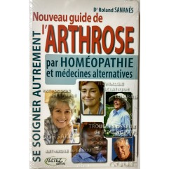 R. SANANES Guide de l'Arthrose - Homéo Edit. RESURGENCE-LIRSAN03-FR