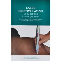 P. BECU - Laser Biostimulation : 12 questions to ask yourself. P. BECU,  118 pages-LIPBEC01-EN